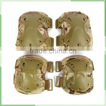 Wargame paintball airsoft tactical knee pad elbow protector pads