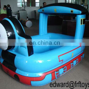 inflatable car pool