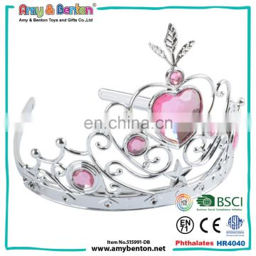 Promotional gift crowns for beauty queens for pageants