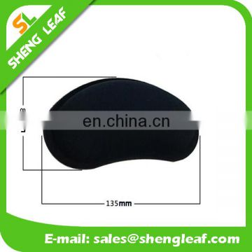 Wrist Rest Mouse Pad With Hand Rest black 135*80mm
