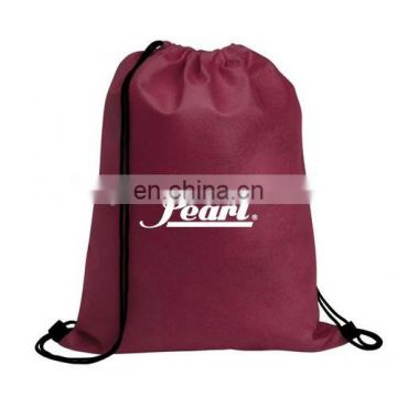 Cinch Sack School Bag Backpack Drawstring Style