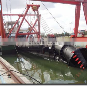 New Sand Dredging Hydraulic Machine with Cutter