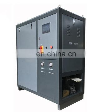 Vertical Cabinet Type Co2 Dry Ice Block Making Machine for Stage Wedding Cleaning Machine