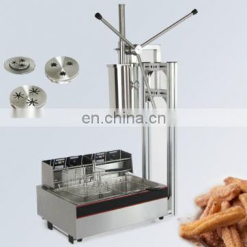 Factory Price Automatic snack food Different models Automatic spanish churros making machine