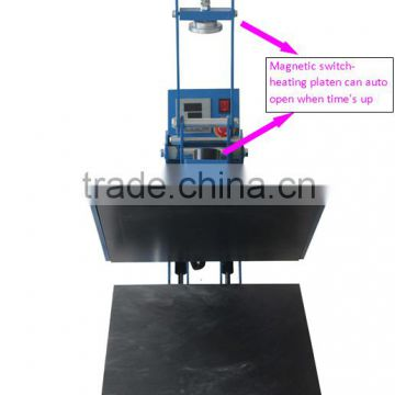 Cheapest Large format Rosin Press Machine with Digital Controller of