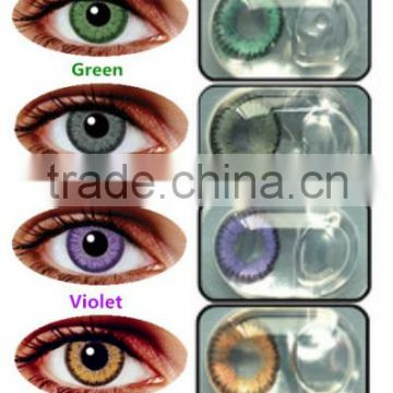 fd1439e79af Hot sale korea 15mm yearly Eclipse SM cheap circle cosmetic color big eye  contact lenses Quality ...