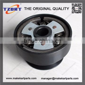 Heavy duty clutch pulley electric start go kart engine