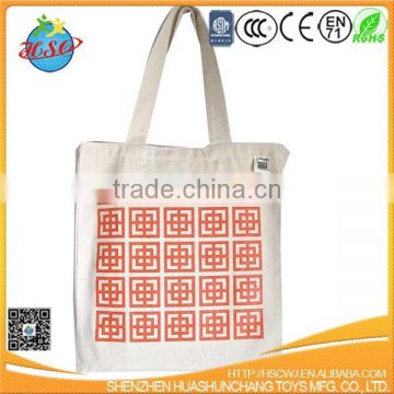 wholesale canvas material tote bag