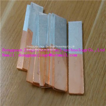 Copper aluminum transition joint factory price hot sale