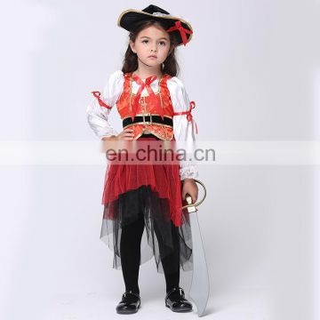 Cute Pirate Costume for Kids, Halloween Costume Pirate