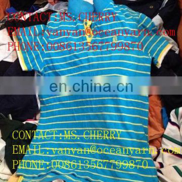 top grade african used clothing cheap price second hand used clothing to Africa