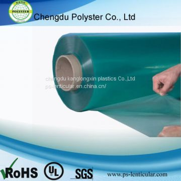Crystal clear PC film for printing equal to Lexan 8010
