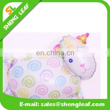 2017 shaped sheet wholesale foil balloon