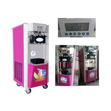 Ice Cream Machine Portable 25l/hour With Air Pump