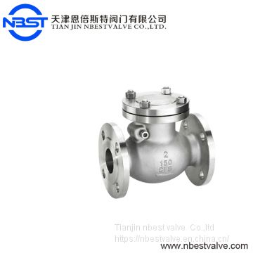 CE&ISO9001 ASTM Swing A216 Wcb Swing Check Valve DN300 For Oil,Water