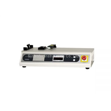 Coefficient Of Friction Lab Testing Machine Membrane Opening Testing Dynamic and Static Friction Coefficient Instrument