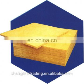 Soundproof and Thermal Insulation Materials Glass Wool with SGS