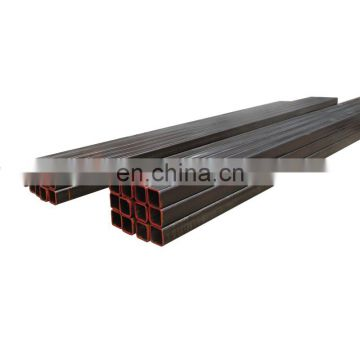 thick wall square steel pipe black square square steel pipe with attractive price