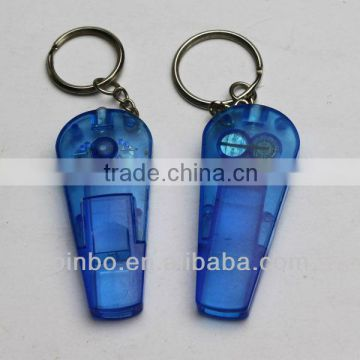 Promotional Flashing Plastic Whistle