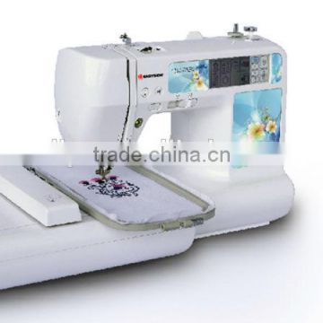 New Cheap ES40N Domestic Home Embroidery Machine For Sale Of Used Beauteous Embroidery Sewing Machine Sale