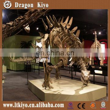 Theme Park High Simulation Dinosaur Skeleton Fossil