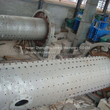 High capacity professional mining cement ball mill
