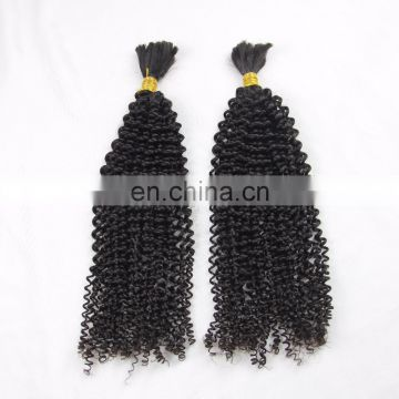 Youth Beauty Hair 2017 best saling brazilian human virgin hair weaving in kinky curly raw unpprocessed hair