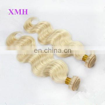 Double Drawn Very Thick Remy Hair Human Crazy Colored Hair Extensions