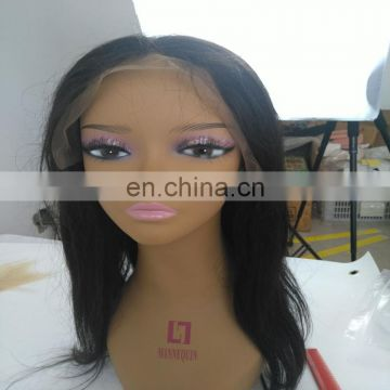 Alibaba hot selling human hair full lace wigs with adjustable straps remy indian human hair full lace wigs
