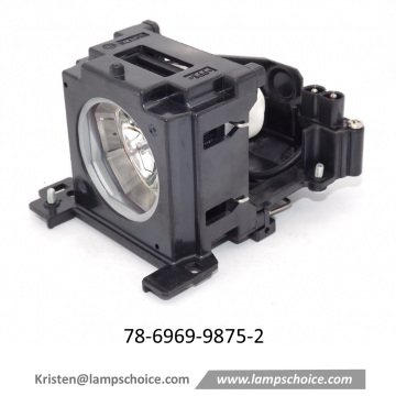 Hot sales Projector Lamp Mercury bulb with housing For 3M X62 Projector (78-6969-9875-2)