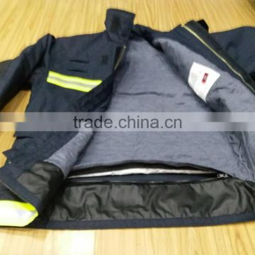 Fire fighter suit/EN469 Fire fighter suit/Structural fire fighter suit