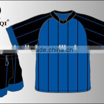 ... Stylish football man soccer tracksuit 100% polyester dry fit soccer  uniforms wholesale latest f0f2ab399