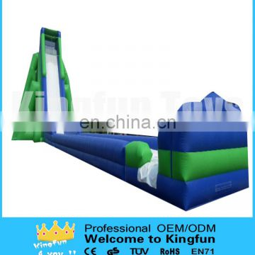 New inflatable water slip slide/water sliding way