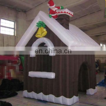christmas inflatable cabin inflatable christmas house for sale inflatable christmas decoration