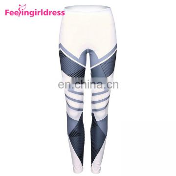 Hot Sale Sexy High Waist Women Fitness Yoga Pants Jogging Pants