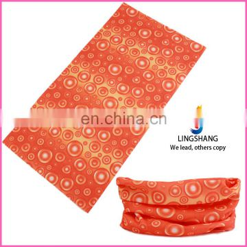 Ningbo fashion magic tubular bandana polyester bandana custom bandana printing