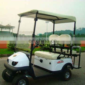 Single seat mini battery powered carts