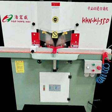 1260×820×1390mm Aluminum Profile Cutting Saw Upvc Window Making Machine