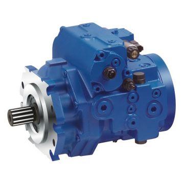 A4vso180dr/22l-vpb25noo Leather Machinery Thru-drive Rear Cover Rexroth  A4vso Tandem Piston Pump