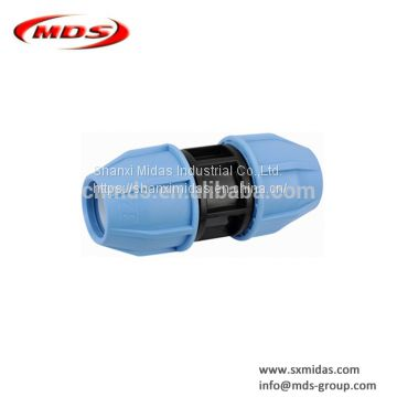 China leading supplier of pp compression pipe fittings equal tee