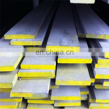 Standard Hot rolled 201 Stainless Steel Flat Bar 304
