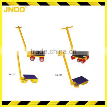 Heavy-Duty Steering Arm for Machinery Movers