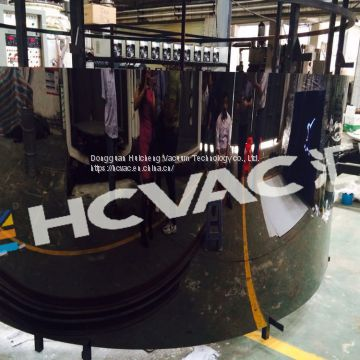 Decorative stainless steel sheet vacuum plating machine (HCVAC)