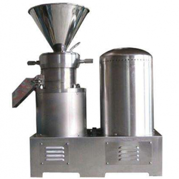 Commercial Nut Grinder Nut Butter 400-600kg/h Peanut Butter Machine Maker