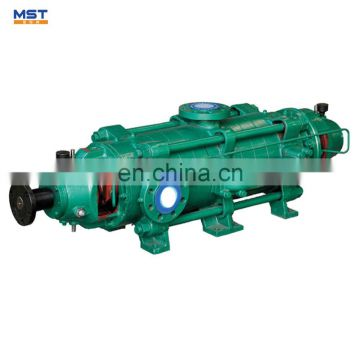 Multistage water twin impeller pump