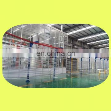 Automatic /semi /manual powder coating line for aluminium profile