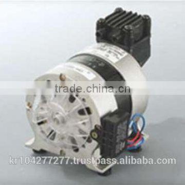 oil free silent small air compressor 7-12lpm 2-5kgf