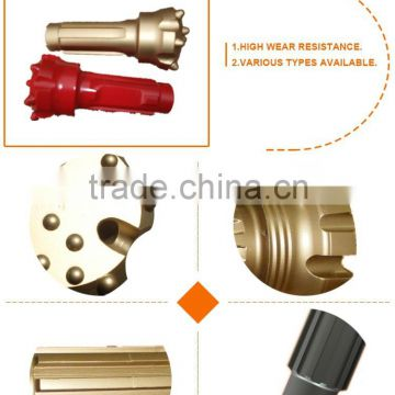 Various sizes Mining,Water Well Drilling Dth Hammer Drill Bit Free Sample water well drilling hammer