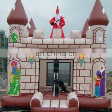 high quality cheap commercial grade indoor Inflatable magic castle bouncer for kids