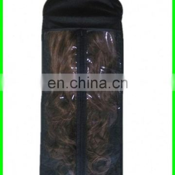 vinyl wig bag / pvc hair extension bag XYL-D-HB387